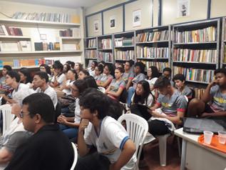 EDUCAVIDA encerra ciclo de 7 palestras na Escola Santos Dumont