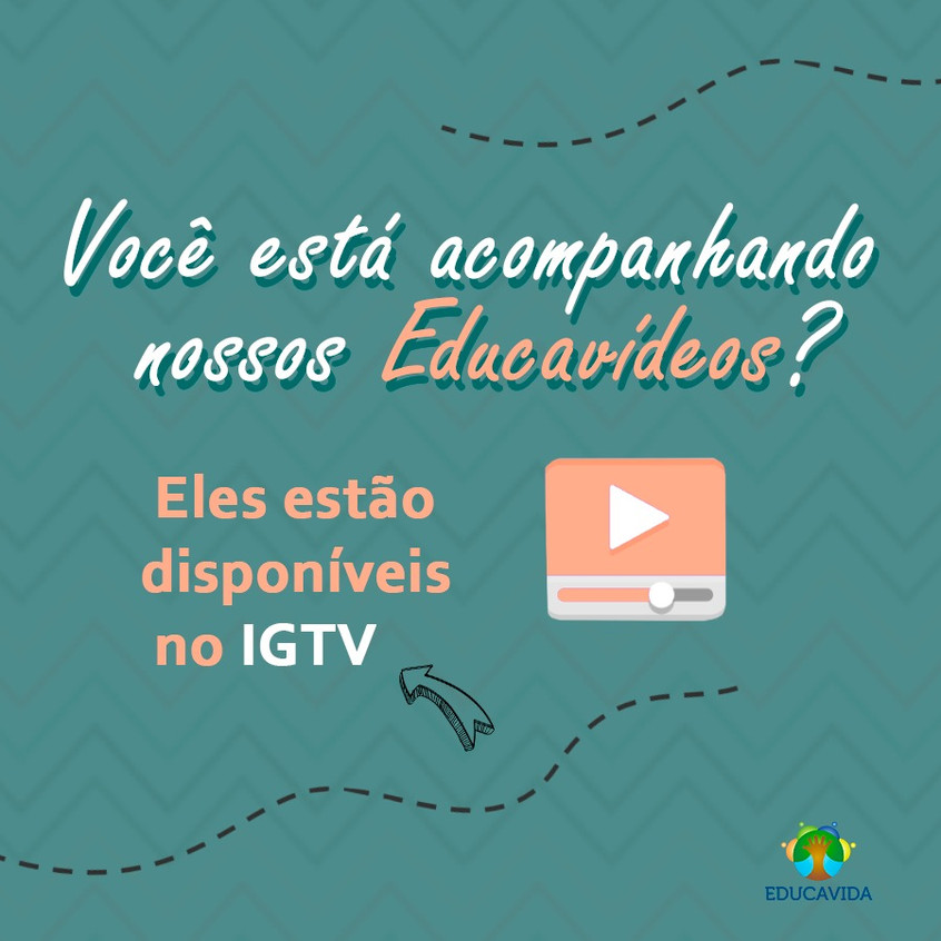 educavideos post instagram