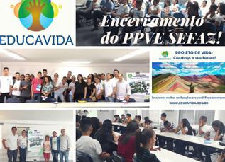 Nova Parceria EDUCAVIDA-SEFAZ promove PPVE para mais de 30 estagiários