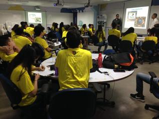 Parceria Uninassau-Educavida apresenta mais duas palestras para jovens aprendizes