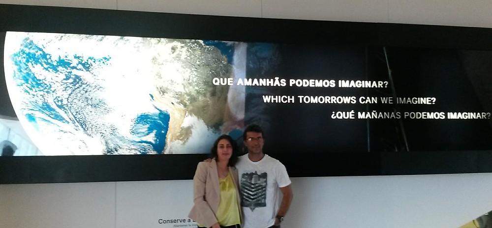 Visita ao Museu do Amanhã - RJ, maio/2017