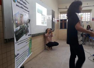 Parceria Educavida-Turmas de Jornalismo