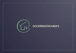 Goodrington Mews