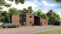 Property CGI - House