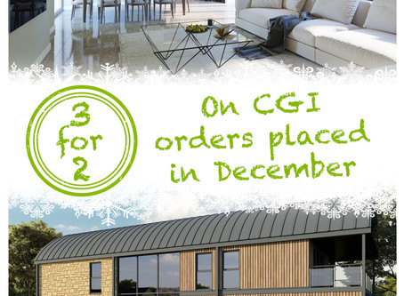 Xmas offer - 3 for 2 on CGIs