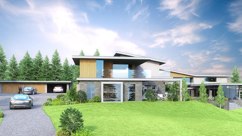 House CGI