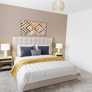 Bedroom digital dressing CGI