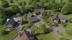 Aerial CGI