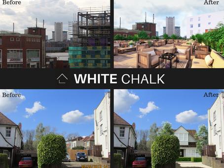 CGI photo montage
