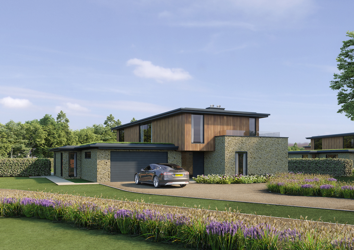 Property CGI - House