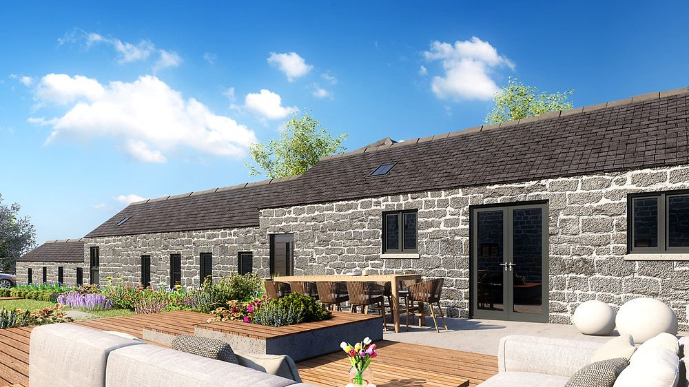 Barn conversion cgi