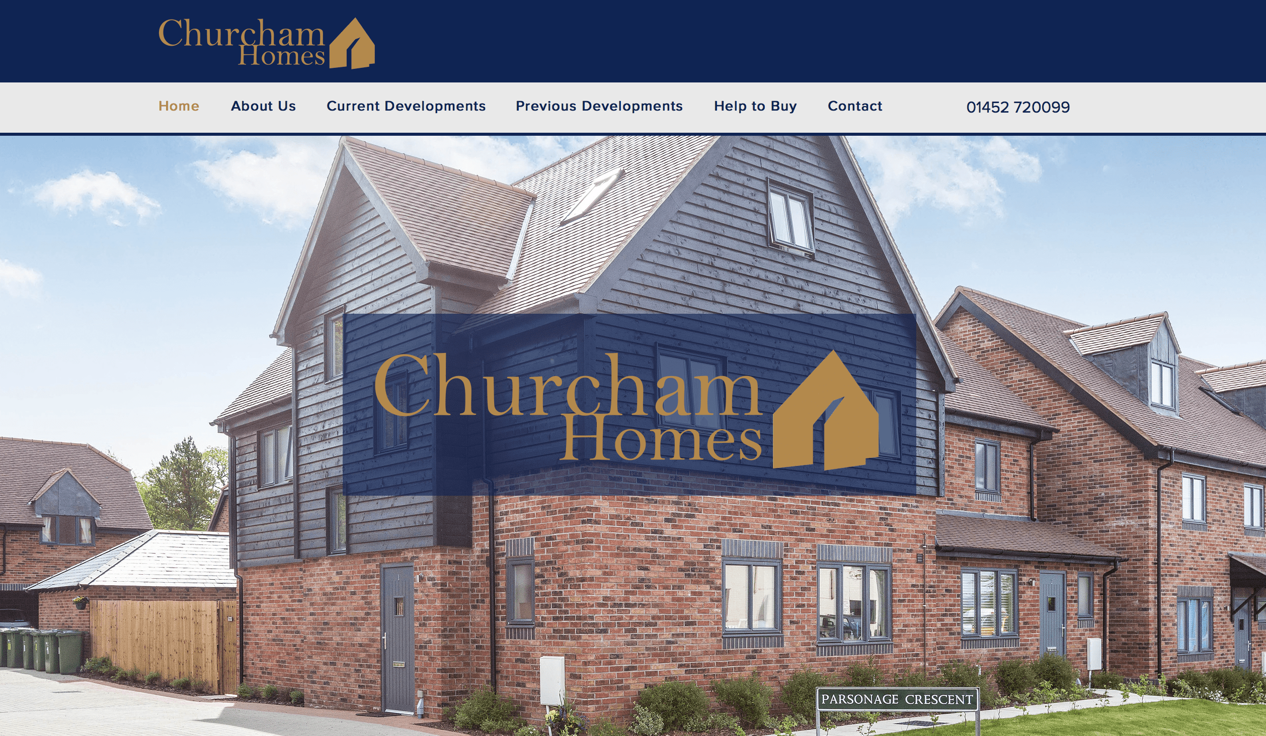 Churcham Homes