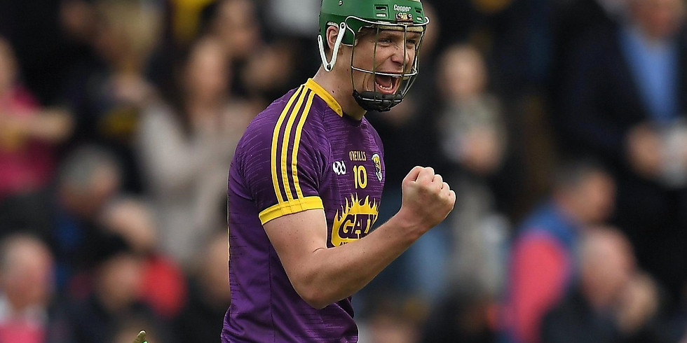 Hurling Workshop with Conor McDonald