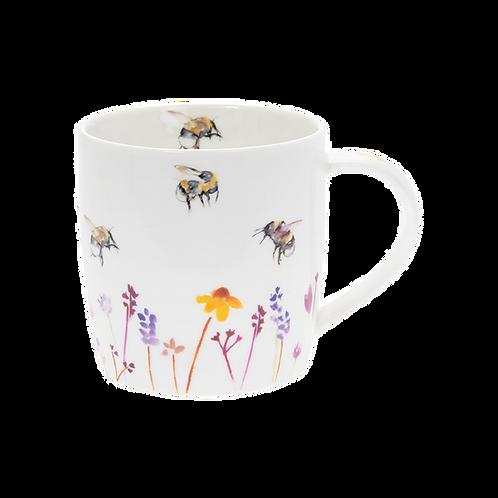 Busy Bee Boxed Mug