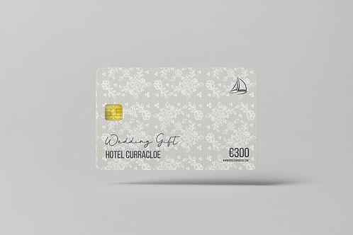 Wedding Gift Card €300