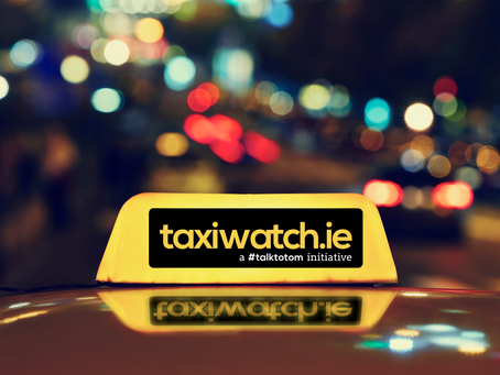 Taxi Watch Suicide Prevention becomes a Talk To Tom initiative