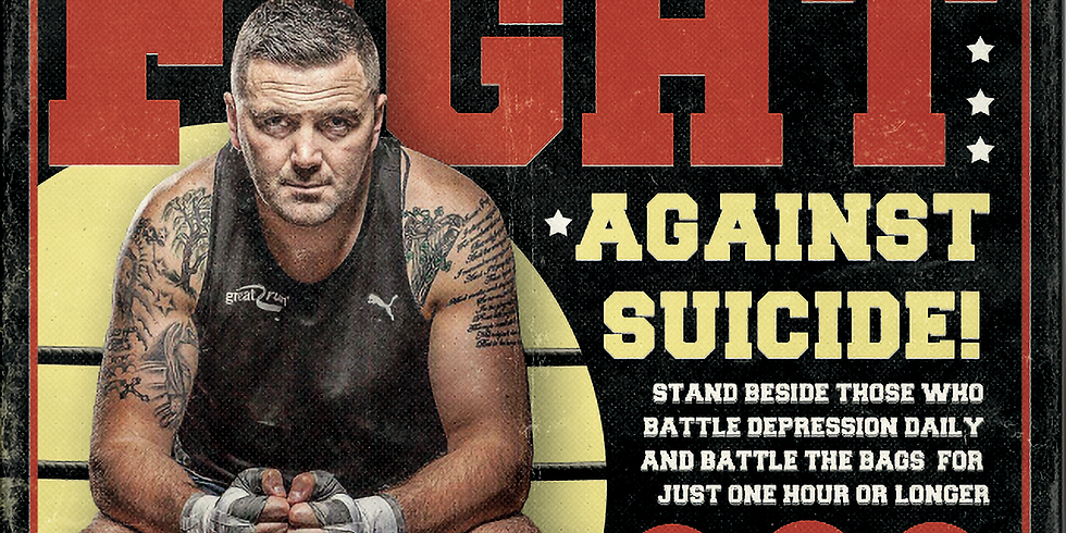 The Fight Against Suicide