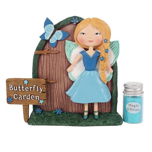 Amelia and Bluebell Fairy Door Gift Set