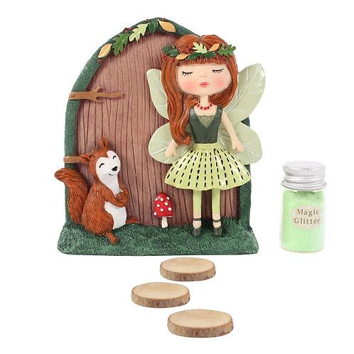 Scarlet and Sybil Fairy Door Gift Set
