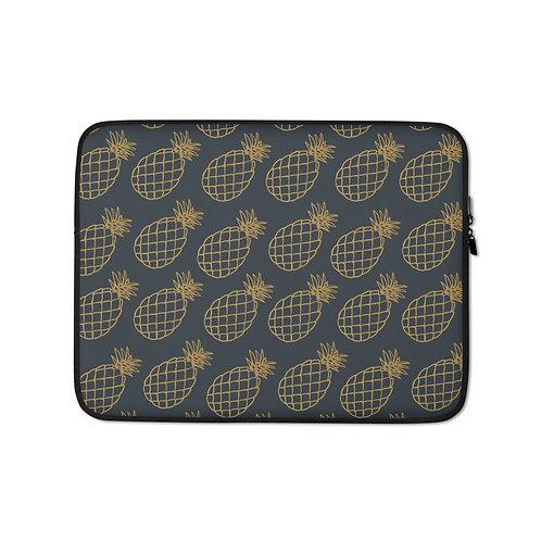 Juna Pineapple Laptop Sleeve