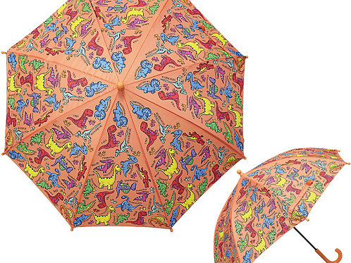 Little Stars Dinosaur Umbrella