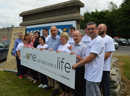 Talk To Tom Launched Euro4Life Campaign with Kerry Foods Shillelagh