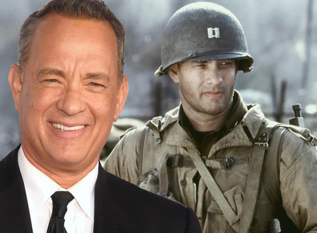"""Tom Hanks hails Curracloe beach in Co Wexford as most """"magical and wonderful"""" place he's ever filmed"""