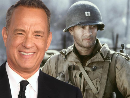 "Tom Hanks hails Curracloe beach in Co Wexford as most ""magical and wonderful"" place he's ever filmed"