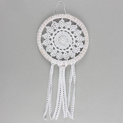 20cm Luxe Lace Dreamcatcher