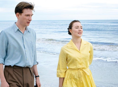 Colm Tóibín on filming his novel Brooklyn: 'Everyone in my home town wanted to be an extra'