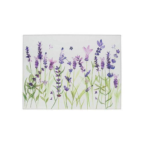 Purple Lavender Counter Board