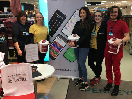 Penneys join forces with Talk To Tom for staff training and fundraising