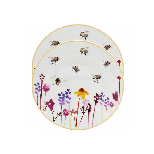Busy Bee side Plates