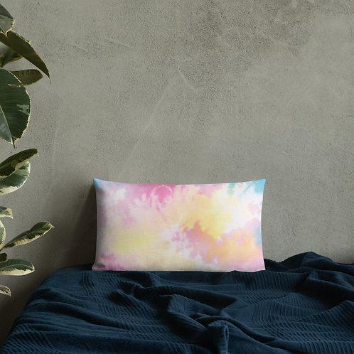 Premium Pillow Tie Dye