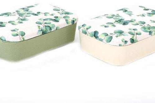 Eucalyptus Bamboo Lunch Box