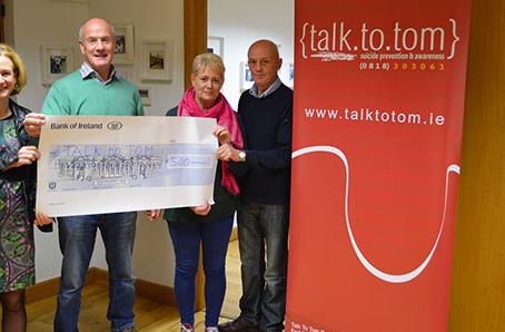 Jim Carton Memorial Run Raises €500 for Talk To Tom
