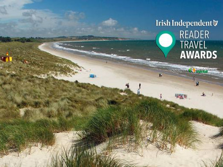 Curracloe Crowned Ireland's Favourite Beach !