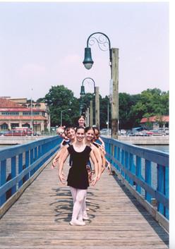 CDS girls on bridge pix.jpg