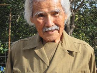 Veteran Honored at 2003 Nisei Project Passes Away