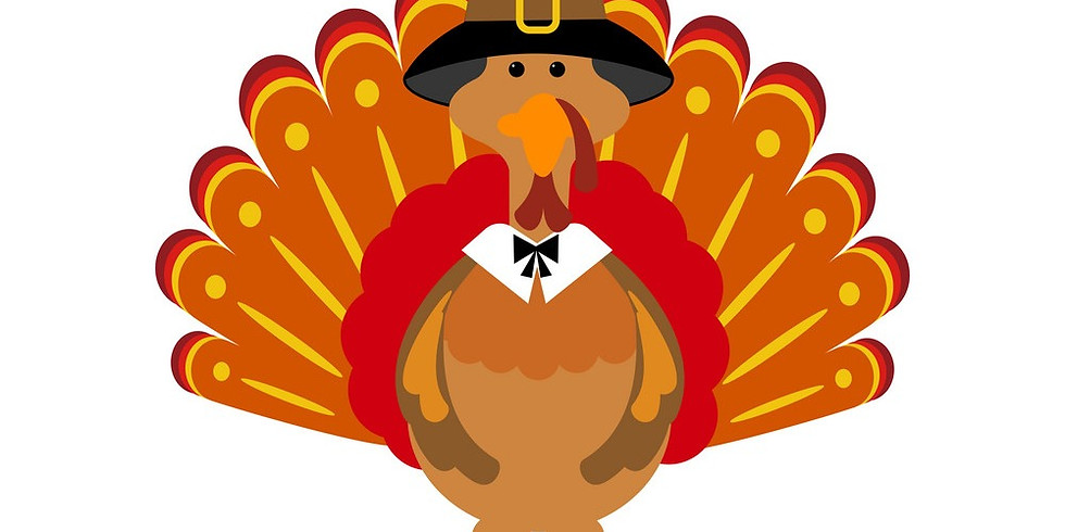 Thanksgiving Holiday STUDIO CLOSED