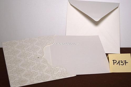 Partecipazione nozze - Stock 30 pezzi