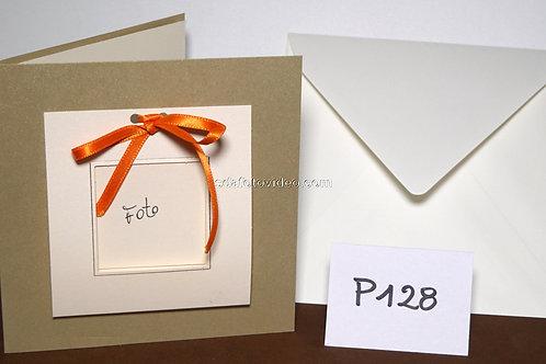 Partecipazione nozze - Stock 25 pezzi