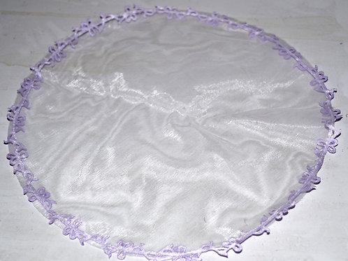 Velo di fata bordo tralcio - Confezione da 25 pezzi