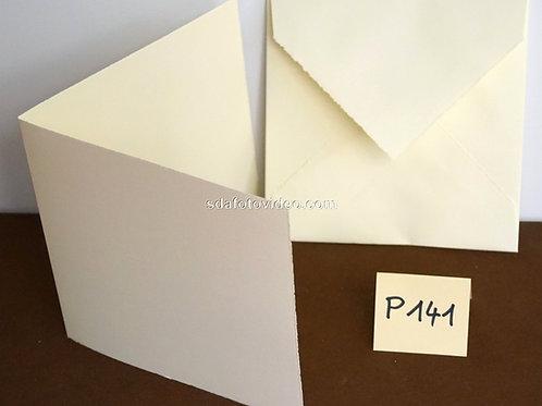 Partecipazione nozze - Stock 12 pezzi