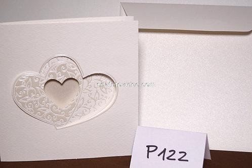 Partecipazione nozze - Stock 24 pezzi