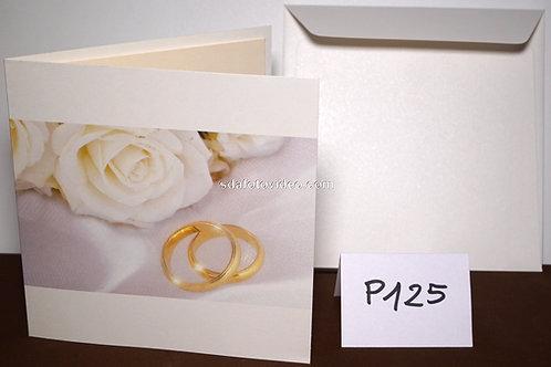Partecipazione nozze - Stock 13 pezzi