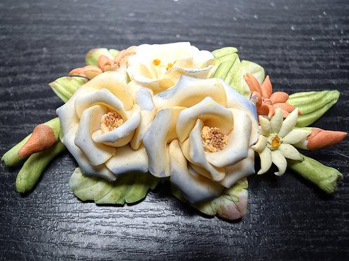 Bouquet di rose e fiori - Stock 10 pezzi: