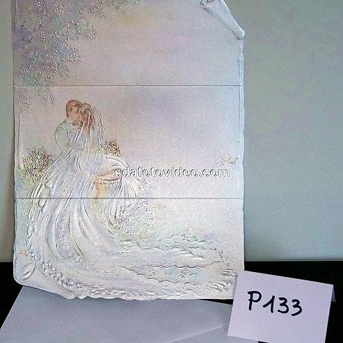 Partecipazione nozze - Stock 8 pezzi