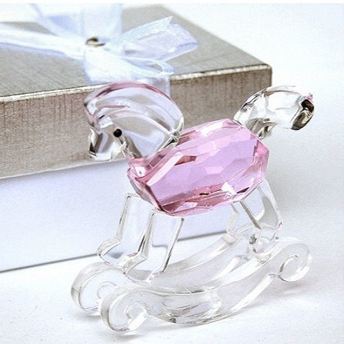 Cavalluccio cristallo - Stock 1 pezzo: