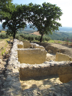Area Archeologica di Poggio Gramignano